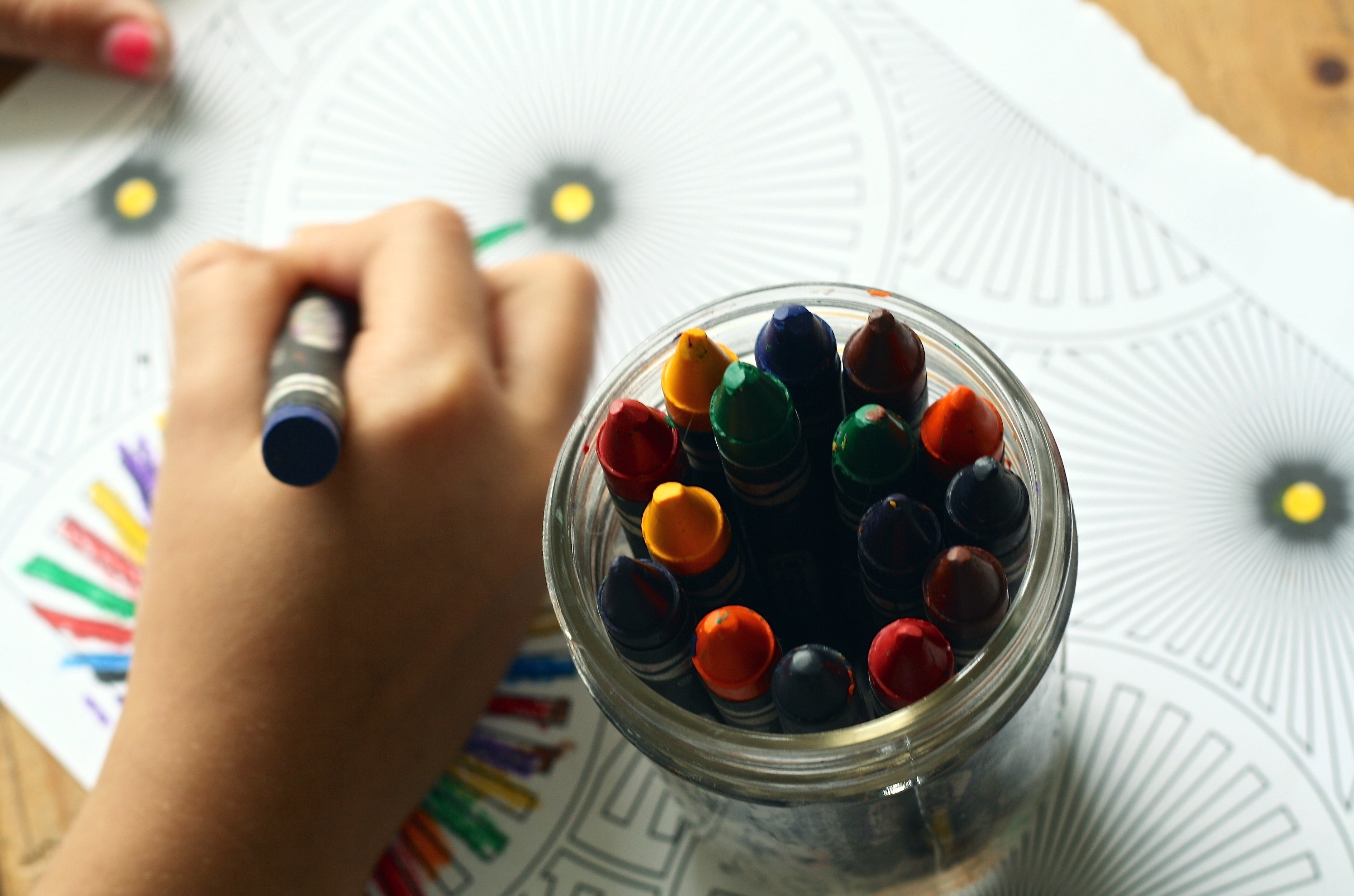 Coloriage enfant LDD