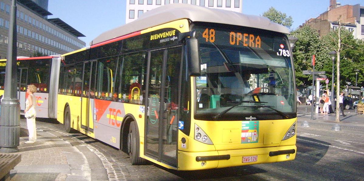 bus liège