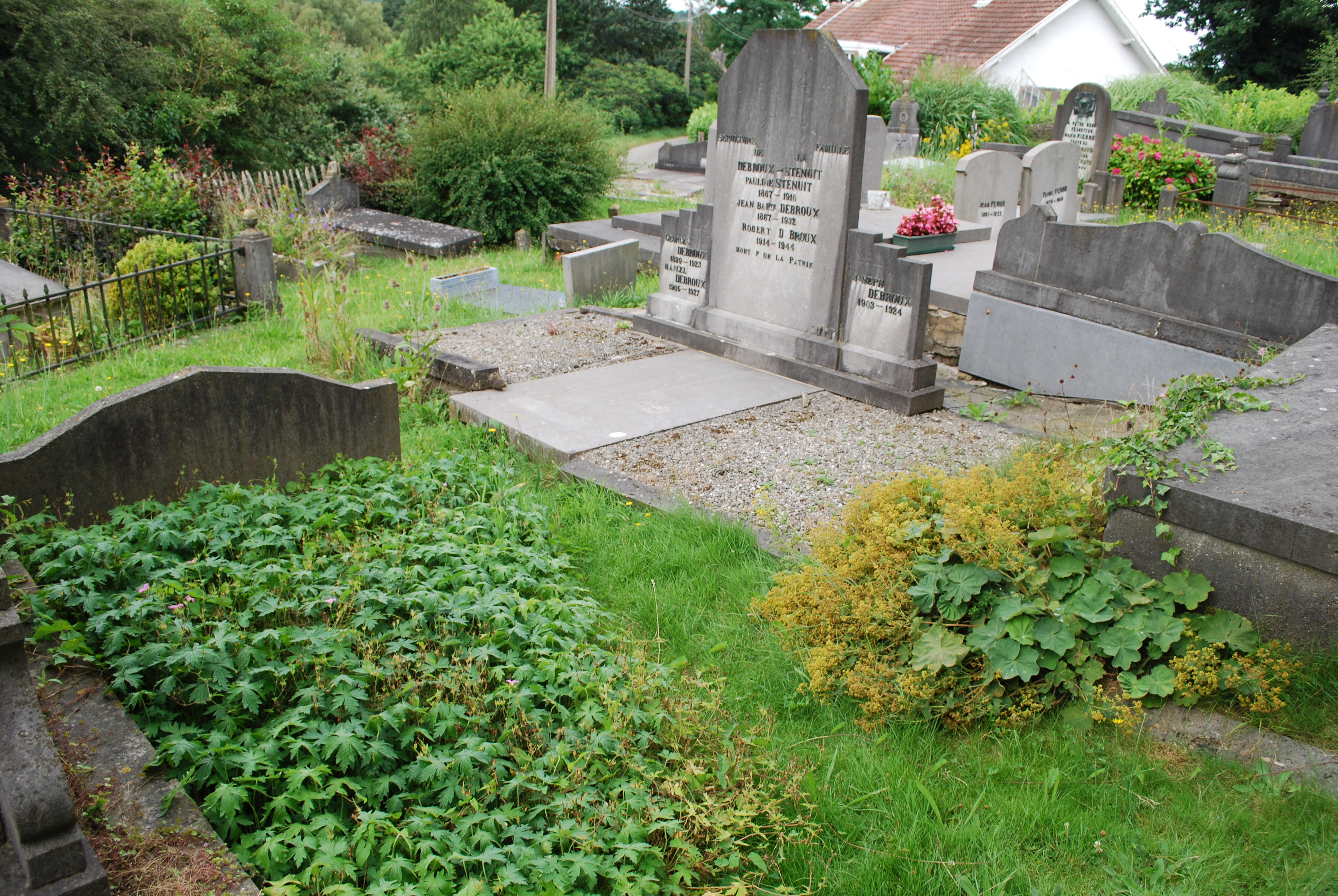 cimetières nature