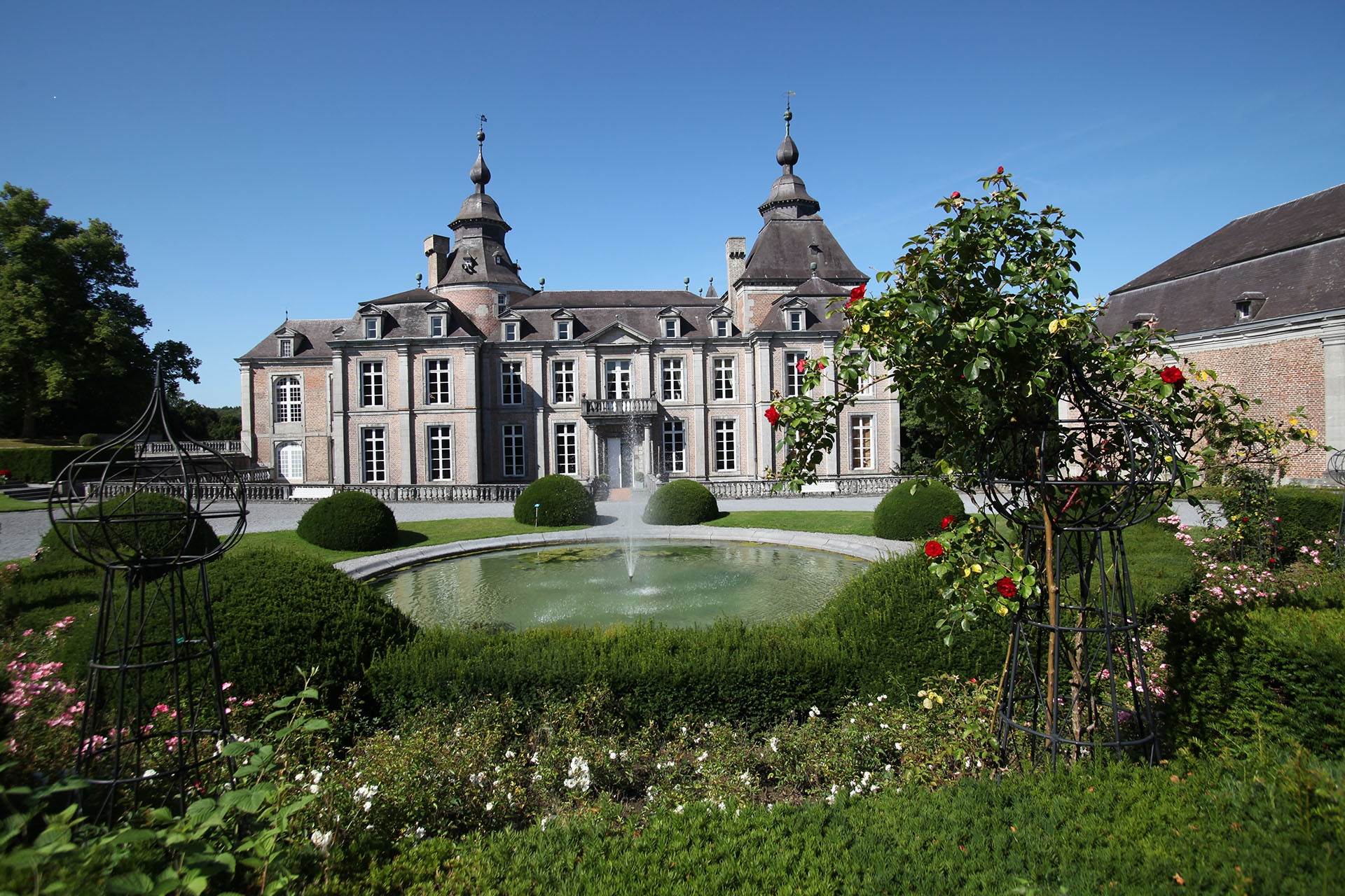 tourisme chateau modave
